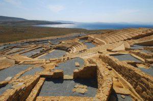 Αρχαίο Θέατρο Ηφαιστείας