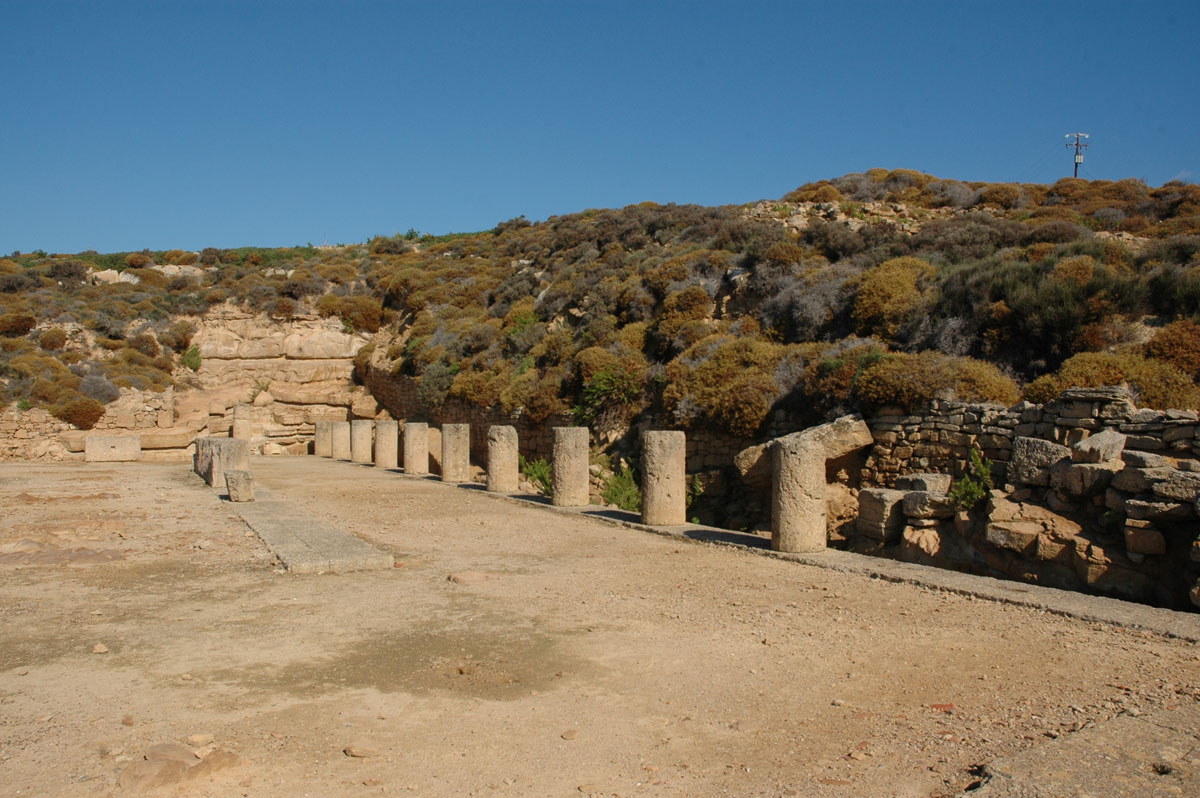 Ancient Temple of Kaviria