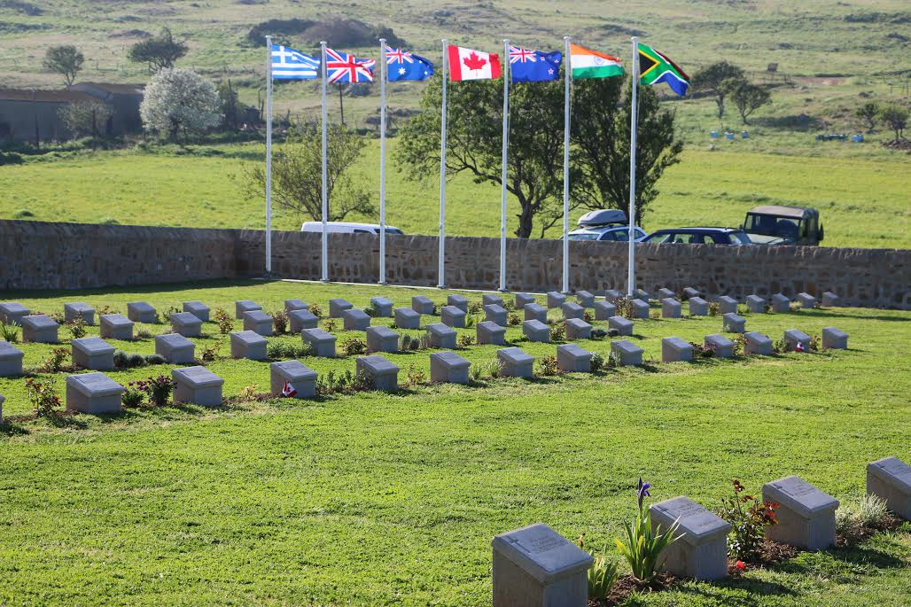 ANZAC Allied Cemetery of Moudros