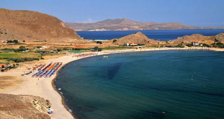 Evgatis Beach (Blue Flag)