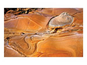Πετρώματα στο Φαλακρό
