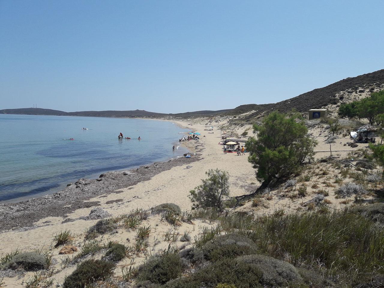Kokkinovrahos Beach