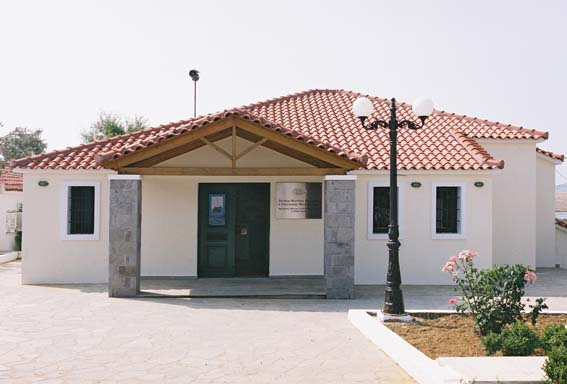 Museum of Martime Tradition and Sponge Fishing of Nea Koutali