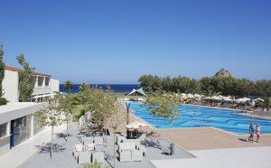 Ξενοδοχείο Portomyrina Palace Beachclub