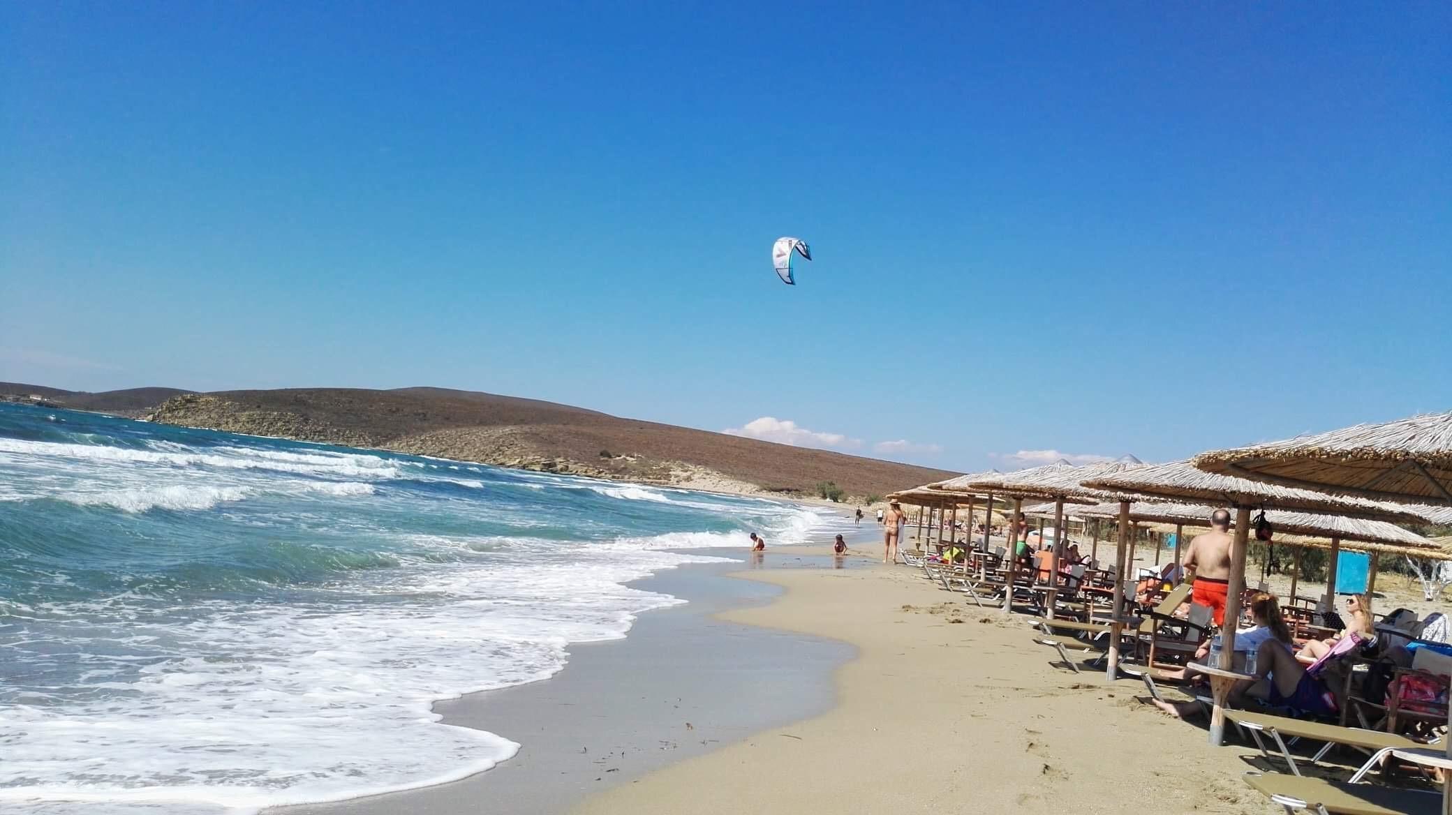 Saravari Beach-Lemnos