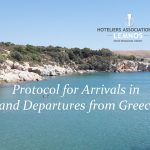 Protocol for Arrivals in and Departures from Greece
